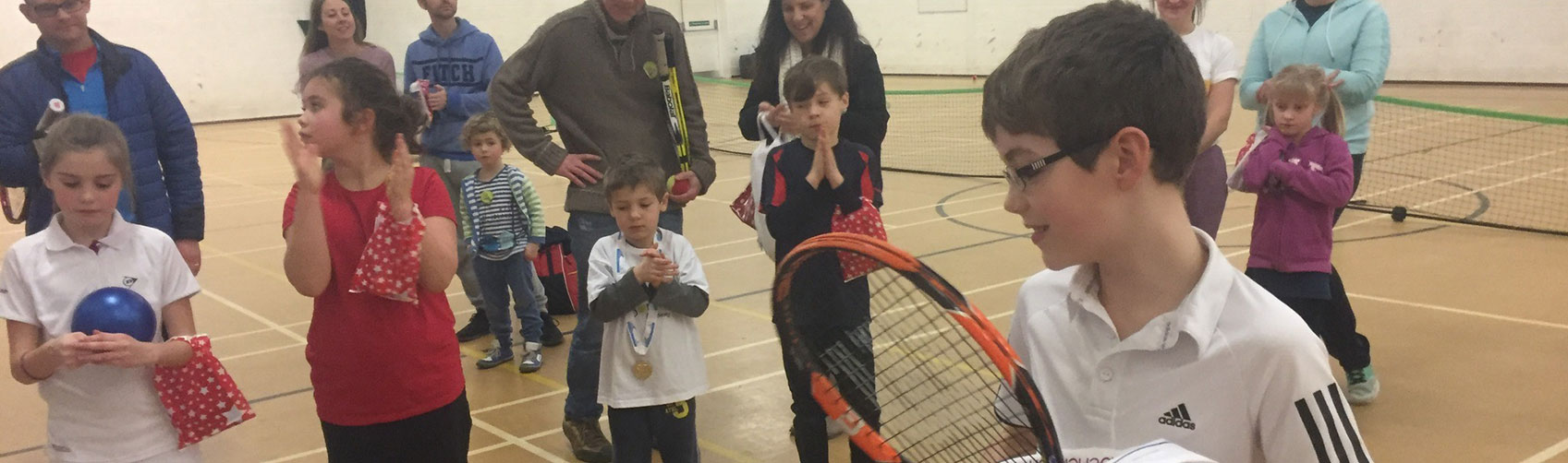 York Tennis Club Junior Beginners