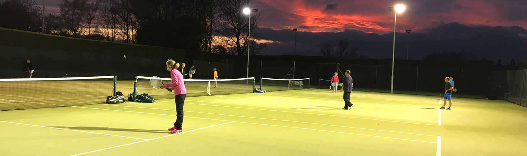 York Tennis Club Court Availability